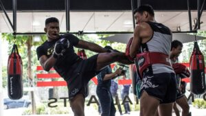Here's Why Muay Thai Is So Effective For Self-Defense