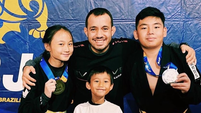 NEWSFLASH: Evolve MMA Wins 4 Medals At The Pan Kids BJJ Championship