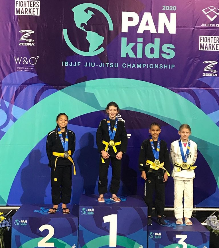 bjj pan kids sophia