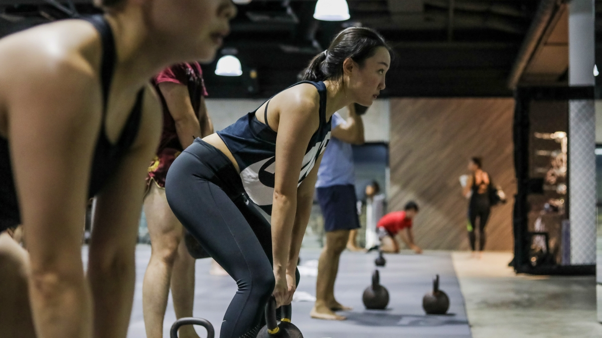 challenges to stay motivated to exercise