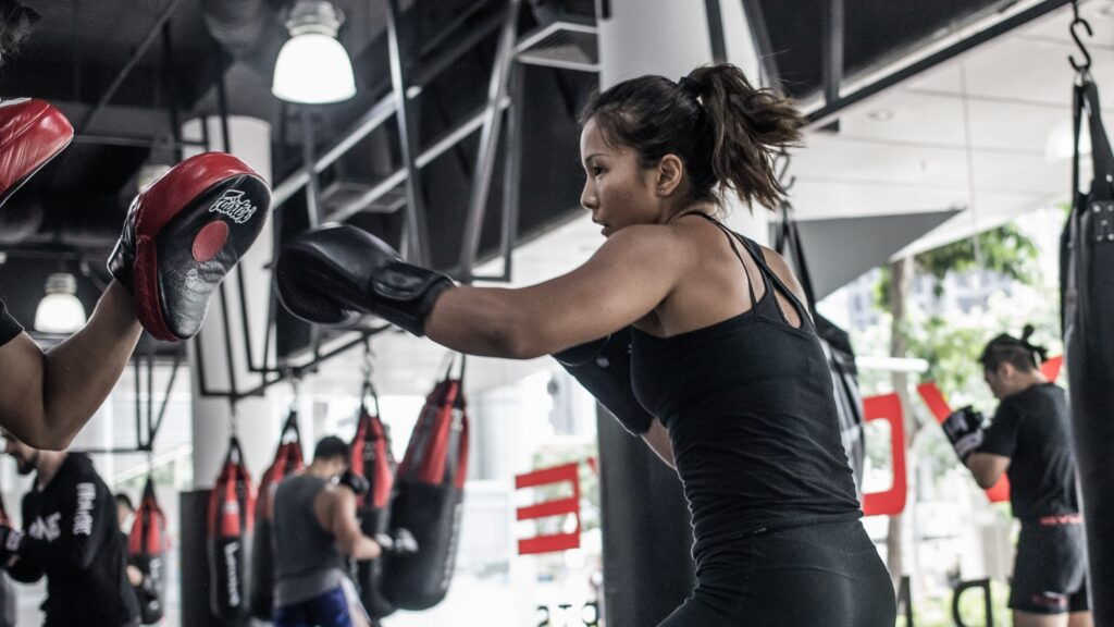 Trying To Lose Weight? Here's Why Muay Thai Is Your Answer