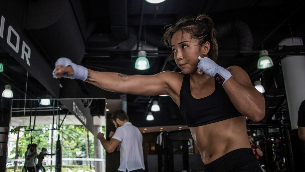 muay thai weight loss