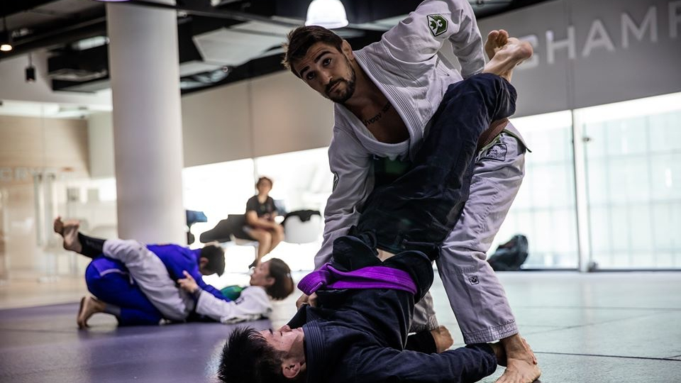 3 Muscle Groups That BJJ Strengthens
