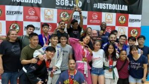 NEWSFLASH: Evolve MMA Finishes As The Top Gym At The Singapore BJJ Open