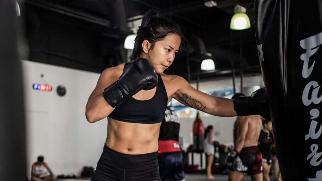 Here's Why More Women Than Ever Are Joining Boxing Gyms