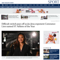 The Straits Times – Feb '20