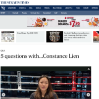 The Straits Times – Dec '19