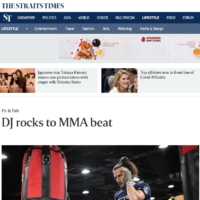 The Straits Times – Mar '20