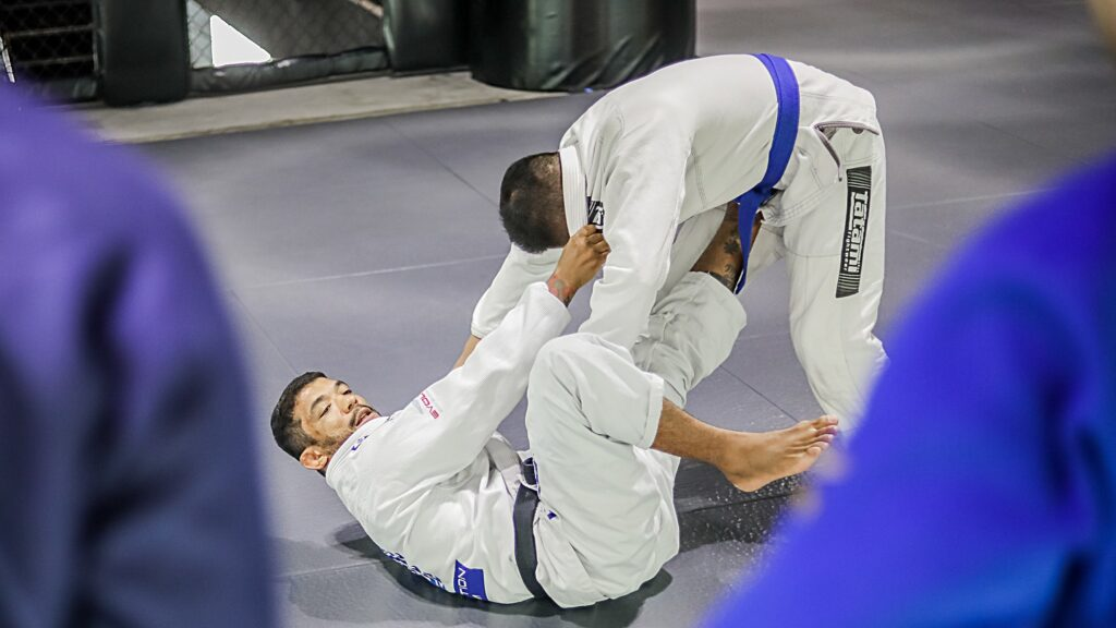How To Improve Your Guard In BJJ