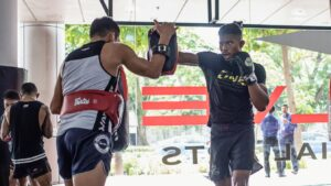 Why Muay Thai Is The Perfect Way To Get Back In Shape Post-Circuit Breaker