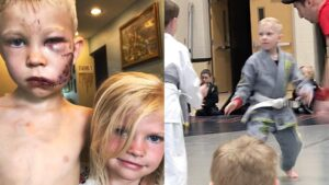 Heroic 6-Year-Old BJJ Practitioner Saves Sister From Dog Attack