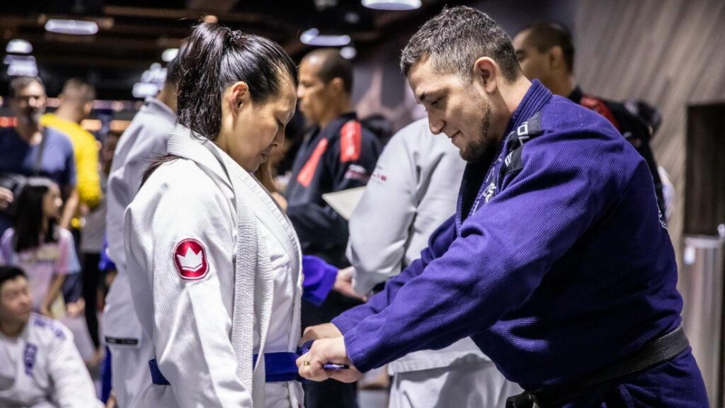 4 Things BJJ Instructors Look For When Promoting Students