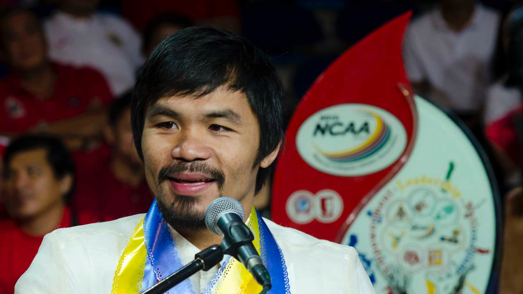 manny pacquiao politician