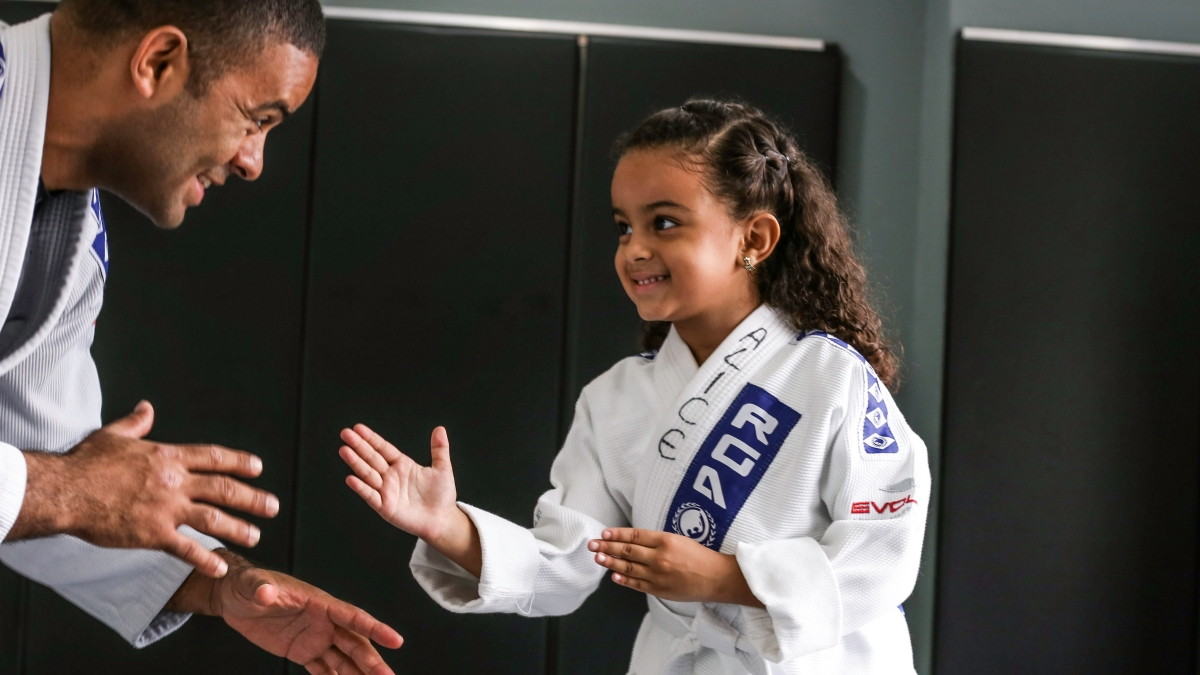 brazilian jiu-jitsu (bjj) for kids