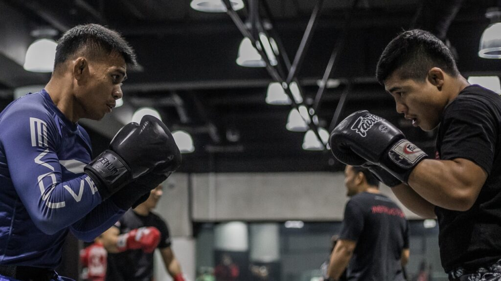 The Beginner's Guide To Boxing Sparring