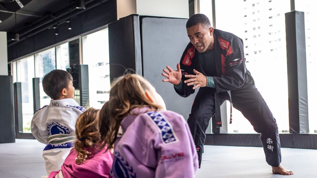 Here's How Martial Arts Can Improve Your Kid's Attention Span