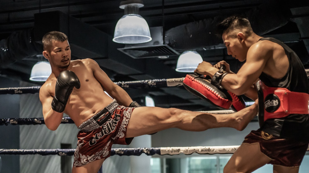 The Complete Guide To The Muay Thai Push Kick