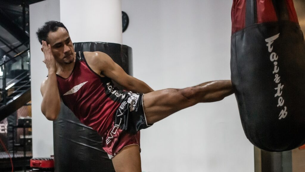 is muay thai good for weight loss