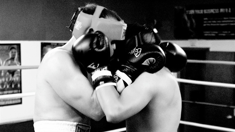 3 Situations You Should Clinch In A Boxing Match