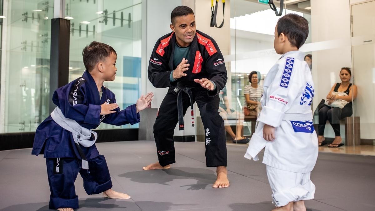 jiu-jitsu for kids