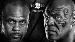 Breaking Down Mike Tyson vs Roy Jones Jr.