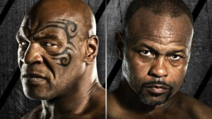 Mike Tyson And Roy Jones Jr. Prove Age Is Just A Number In Entertaining Boxing Match