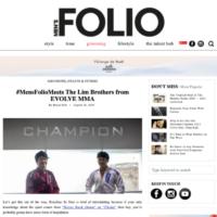 Men's Folio – Aug '20