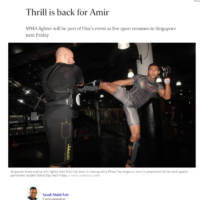 The Straits Times – Oct '20
