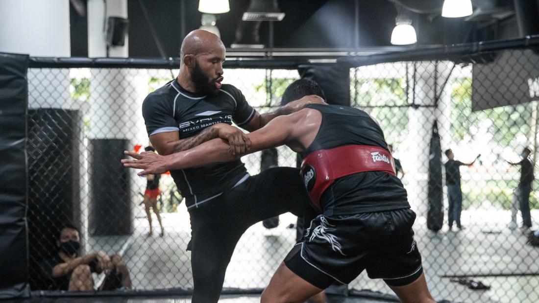 martial arts confidence