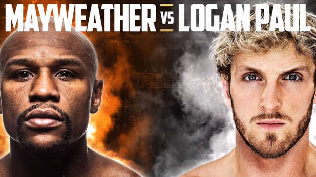 Here's What Will Happen When Floyd Mayweather Fights Logan Paul
