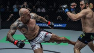 Here's What You Need To Know About Throwing Leg Kicks In MMA