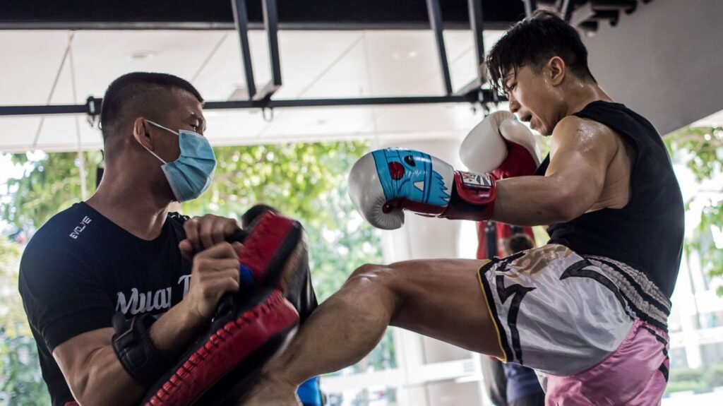 5 Types Of People You'll Meet In A Muay Thai Gym