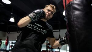 Get To Know Evolve's Newest Muay Thai World Champion Instructor Daniel McGowan