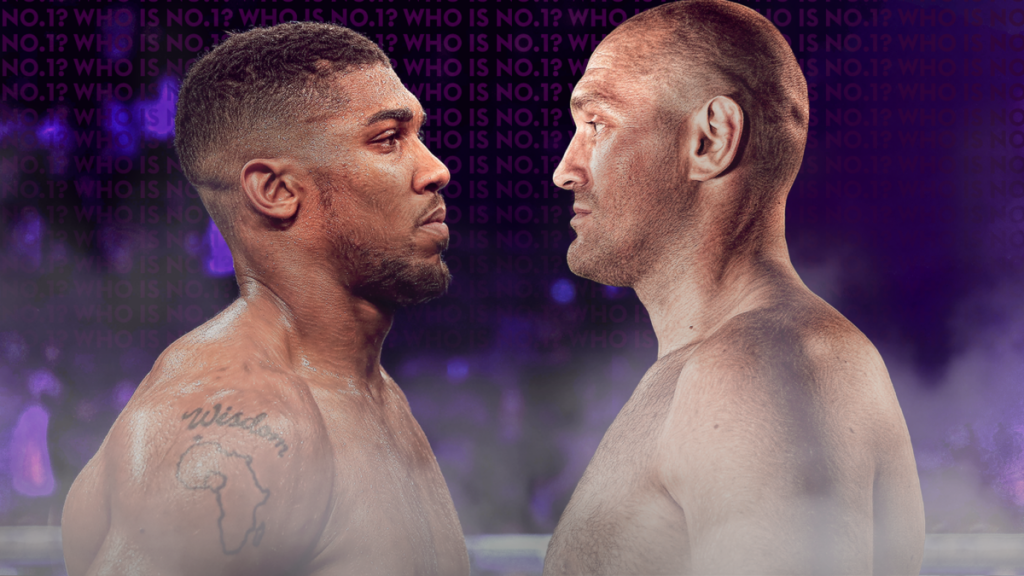 Boxing Legends Predict What Will Happen When Anthony Joshua Fights Tyson Fury