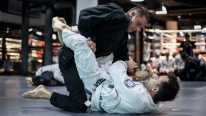 BJJ 101: The Full Guard