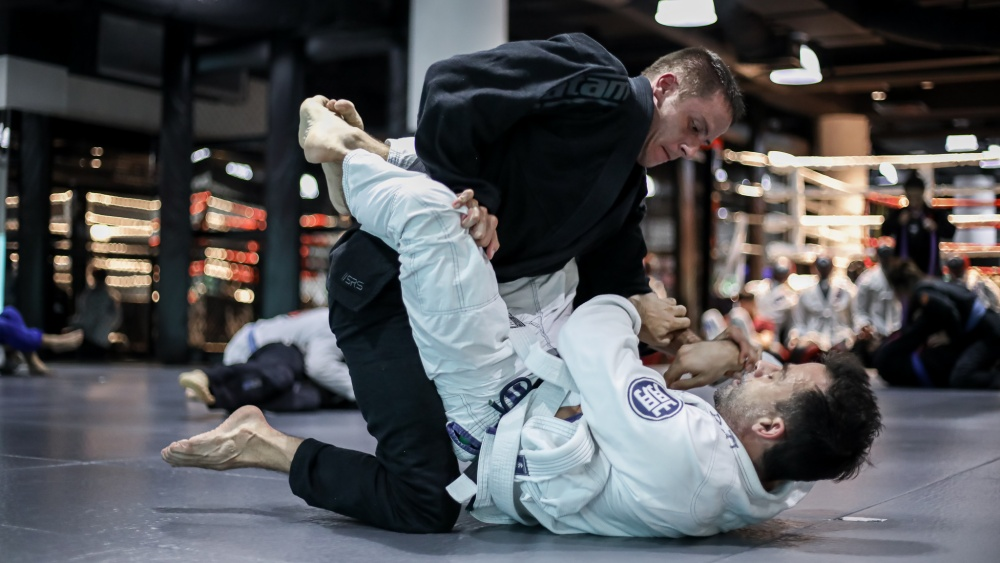 How To Improve BJJ Guard Retention