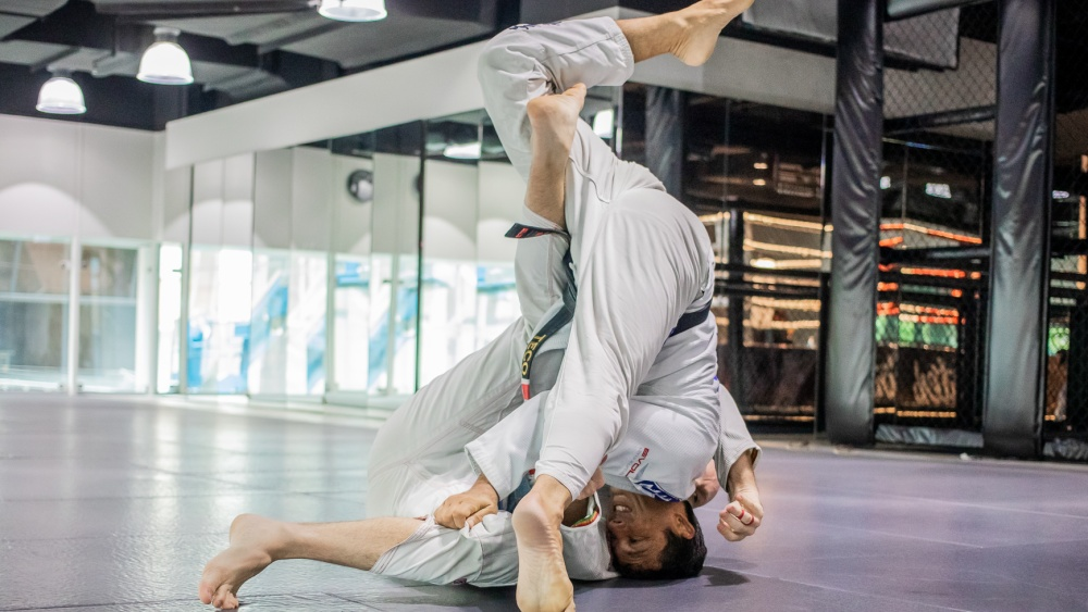 The First 3 Sweeps You Should Master In BJJ