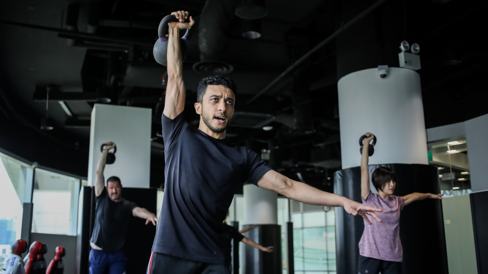 exercise ramadan kettlebell
