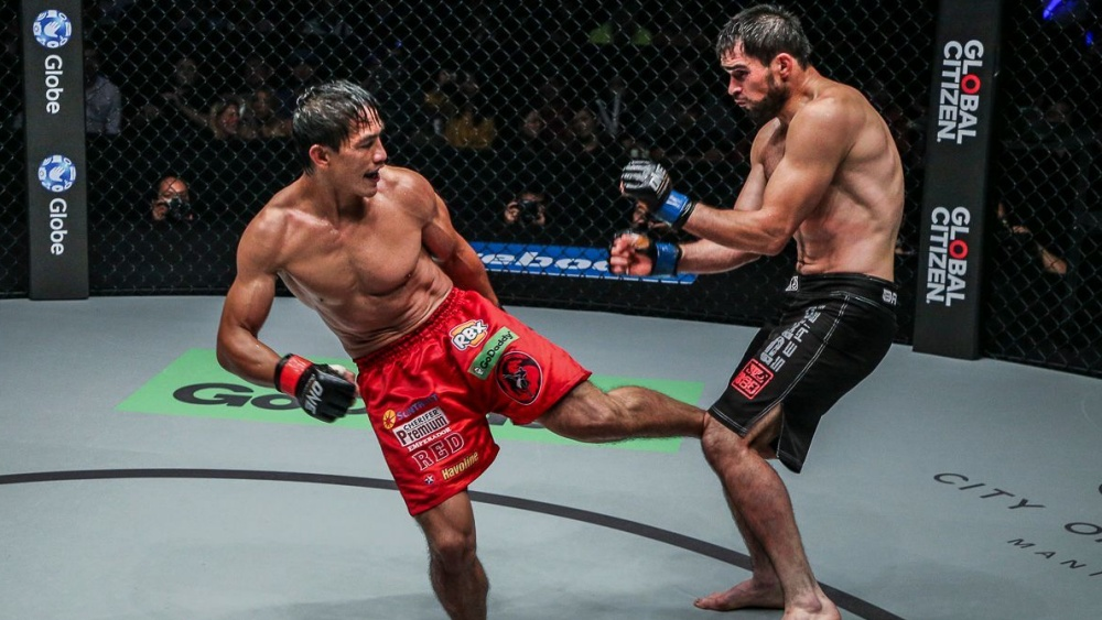 The Rise Of The Calf Kick In MMA