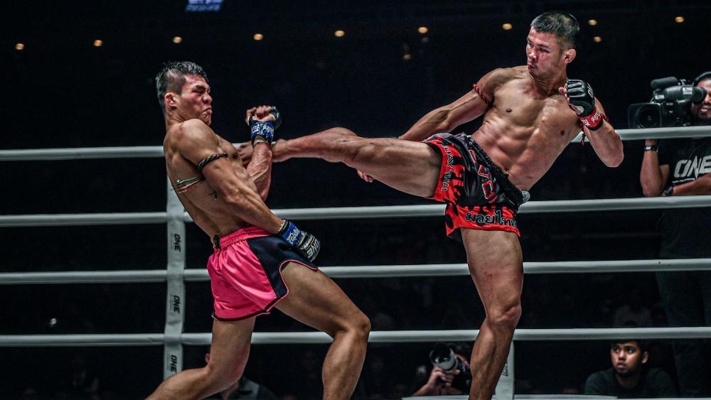 muay thai kick nong-o