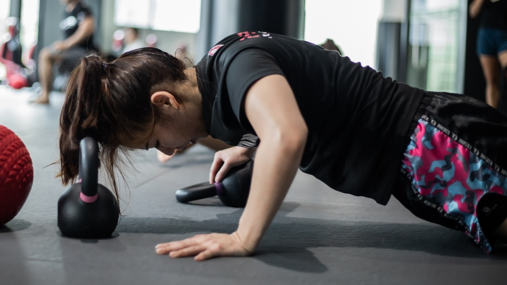 5 Warm-Down Exercises To Do After Your Muay Thai Class