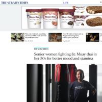 The Straits Times – Mar '21