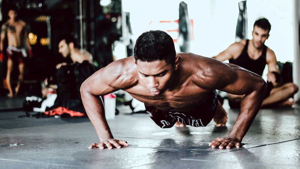 5 Ways To Level Up Your Push-Ups