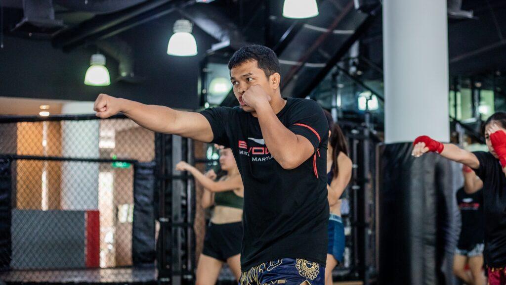 4 Muay Thai Footwork Drills For Beginners