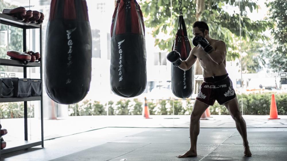sam-a muay thai footwork drills