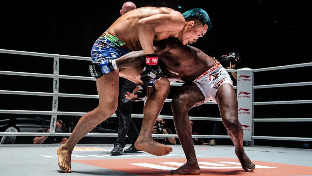 MMA 101: Takedown Defense
