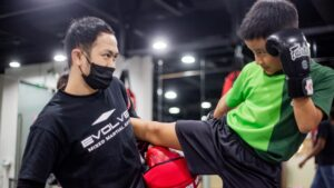 Here's How Muay Thai Can Help Your Child's Development
