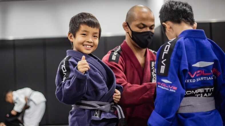 Here's How BJJ Can Help Your Child's Development