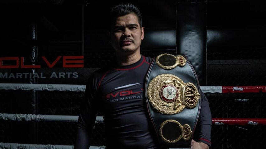 Boxing World Champion Drian Francisco's Top 5 Boxers To Emulate In The Ring