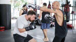 How To Add Bobbing And Weaving To Your Boxing Game